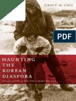 Grace Cho - Haunting Korean Diaspora