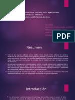 Los Sistemas de Información de Marketing en Las