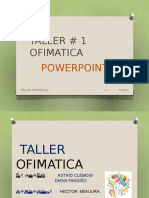 TALLER OFIMATICA,POWER POINT ASTRID.pptx