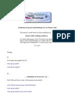 Installation OpenMeetings 3.0.x on Ubuntu 14.04