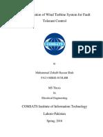 Fault Tolerant Control-FA13MSEE015.pdf
