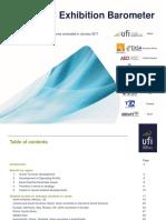 UFI Global Exhibition Barometer Report18