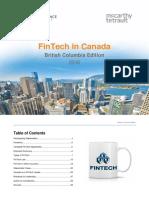 Fintech Report 2016