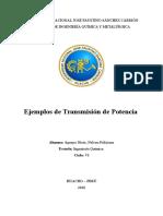Ejemplos de Transmisión de Potencia.docx