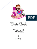 Basic Sock Tutorial