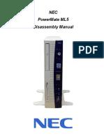Nec powermate ml470 manual.