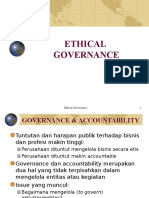 3 Ethical Governance