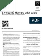 Harvard Brief Guide