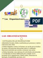 c.las Organizaciones