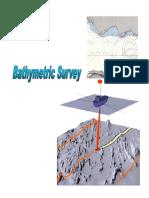 Lecture_9 Bathymetric Survey