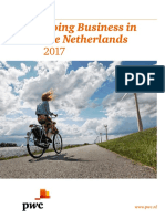 Pwc Doing Business in the Netherlands 2017