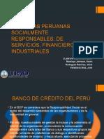 Empresas Peruanas Socialmente Responsables
