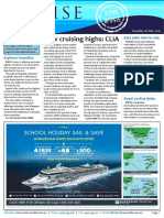 Cruise Weekly for Tue 16 May 2017 - New highs for cruising, AmaMagna, Aurora newbuild, Emerald Destiny, P