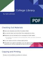 library presentation