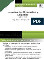EncuadreModelos Dela Simulación y Logistica