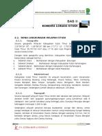 3. Bab II Kondisi Umum Lokasi Studi Sangatta