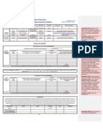 Przykladowy Learning Agreement for Studies Final