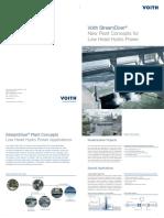 catalogo de turbinas hidraulicas de voith ára bajas cargas de Voitj