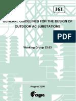 142185418 Cigre 161 Outdoor Ac Substations PDF