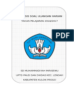 Cover Analisis Soal