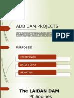 ADB Dam Projects
