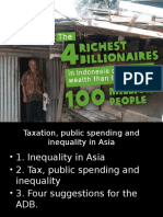 Inequality in Asia