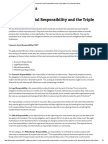 Corporate Social Responsibility and the Triple Bottom Line _ Business Ethics