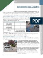 Ficha 3 Estacionamientos Accesibles