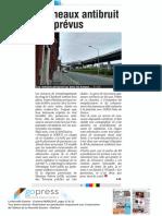 NG - Panneau Antibruit R9 - Mai 2017