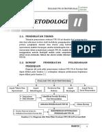 Bab II Metodelogi Pelaksanaan Pekerjaan Evaluasi TPS 3R