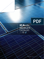 Icasolar Catalog