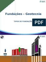 3. Tipos de Fundações