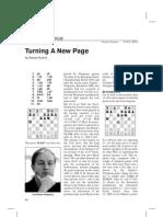 Kuzmin - Sicilian Rauzer - Turning a New Page