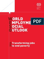 ILO Report_World Employment Outlook_2016