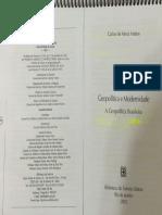 Carlos de Meira Mattos - Geopolitica e Modernidade