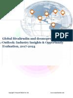 Global Bivalirudin & Desmopressin Market (2017-2024)- Research Nester