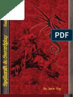 Spellcraft & Swordplay Basic Game