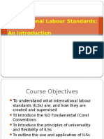 1.3 International Labor Standards