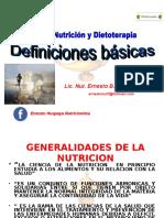 GENERALIDADES NUTRICION