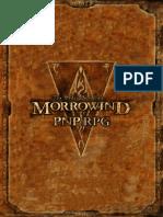 Morrowind RPG