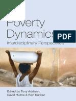 Addison - Poverty Dynamics - Interdisciplinary Perspectives (Oxford, 2009).pdf