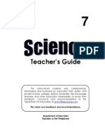 Gr. 7 Science TG (Q1 to 4)