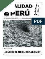 Boletin 01 Realidad Peru