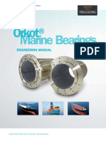 Orkot Marine Bearings Engineering Manual En