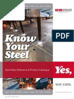 OneSteel Metalcentre KYS Catalogue April 14