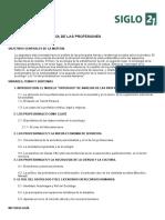 Programa_Sociologia de Las Profesiones-Plan 98