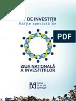 Kit de Investitii Ziua Nationala a Investitiilor 2017