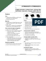 en.DM00024550 - STM8S003F3P6.pdf