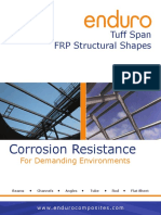 FRP Structural Shapes Catalog