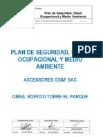 Gsf-pet-sst - 12 Procedimiento de Trabajo Seguro Con Montacargas